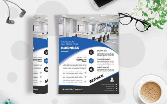Download Free 110 Clean Business Flyers Bundle Bundle Creative Fabrica for Cricut Explore, Silhouette and other cutting machines.