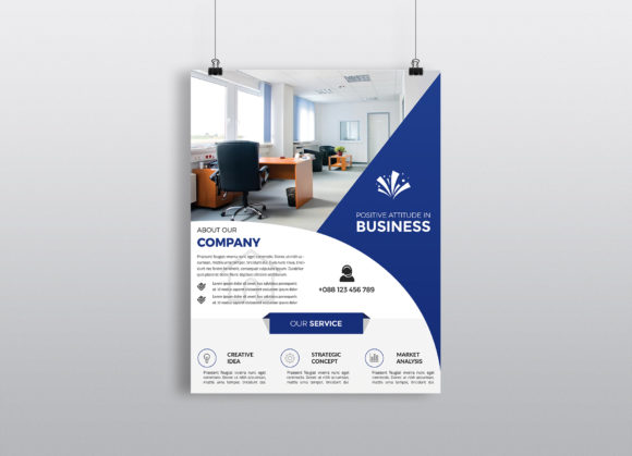 Download Free Corporate Business Flyer Template V 144 Graphic By Imagine for Cricut Explore, Silhouette and other cutting machines.