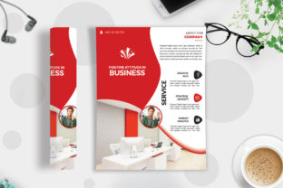 Download Free Corporate Business Flyer Template V 170 Graphic By Imagine for Cricut Explore, Silhouette and other cutting machines.
