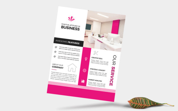 Download Free Corporate Business Flyer Template V 185 Graphic By Imagine for Cricut Explore, Silhouette and other cutting machines.