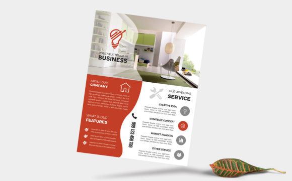 Download Free Corporate Business Flyer Template V 244 Graphic By Imagine for Cricut Explore, Silhouette and other cutting machines.