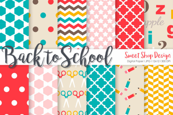 Download Free Digital Paper Friends Graphic By Sweet Shop Design Creative for Cricut Explore, Silhouette and other cutting machines.