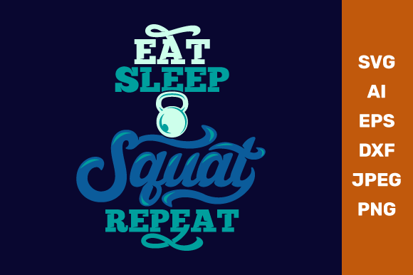 Fitness Quotes Graphic By Manglayang Studio Creative Fabrica