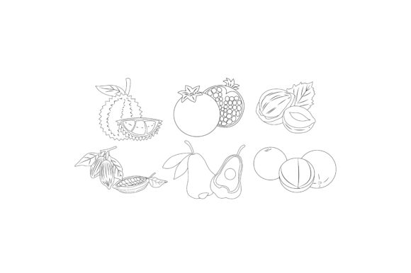 Download Free School Supply Graphic Set Graphic By Printablesplazza Creative for Cricut Explore, Silhouette and other cutting machines.