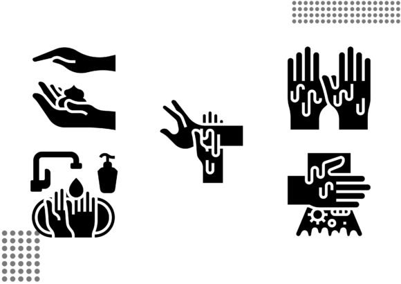 Download Free 15 Handful Designs Graphics SVG Cut Files