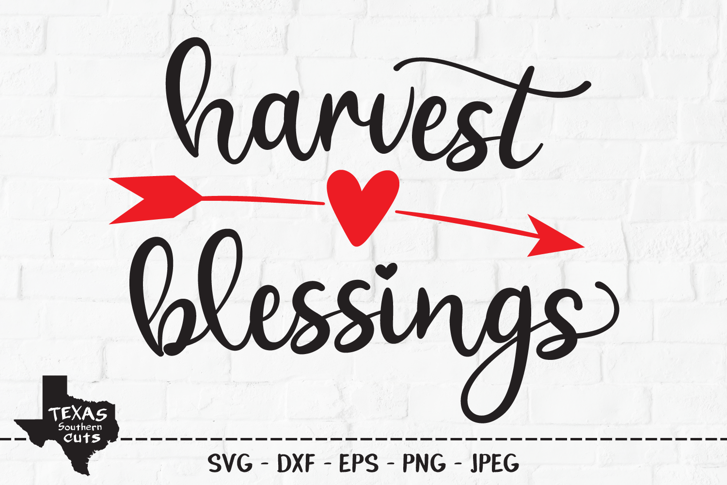 Download Free Harvest Blessings Fall Shirt Design Graphic By for Cricut Explore, Silhouette and other cutting machines.