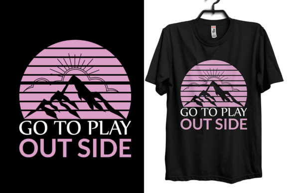 Download Free Hiking Mountain Camping T Shirt Design Graphic By Storm Brain for Cricut Explore, Silhouette and other cutting machines.