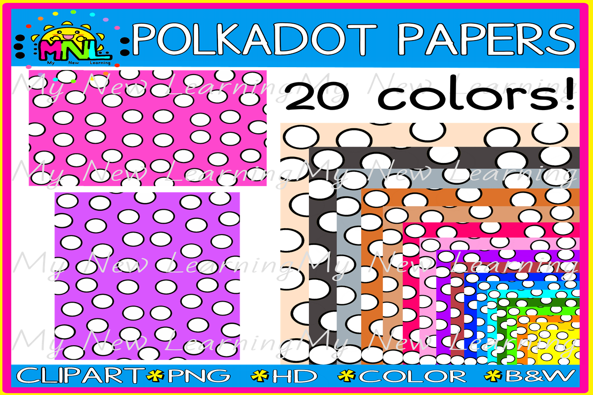 Download Free Lined Polkadot Backgrounds Digital Paper Graphic By Ziza for Cricut Explore, Silhouette and other cutting machines.