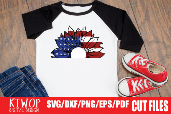 Print on Demand: Patriotic 4th of July - 20 Files Bundle Graphic Crafts By KtwoP - Image 12