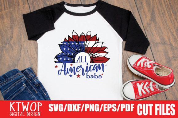 Print on Demand: Patriotic 4th of July - 20 Files Bundle Graphic Crafts By KtwoP - Image 3