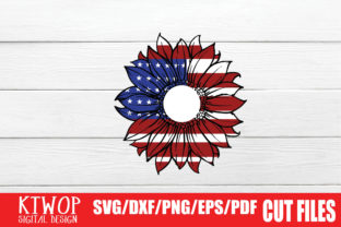 Print on Demand: Patriotic 4th of July Memorial Day Graphic Crafts By KtwoP