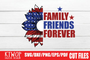 Print on Demand: Family Friends Forever Graphic Crafts By KtwoP