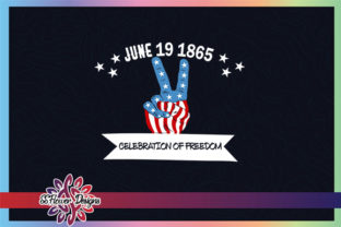 Download Free Peace America Juneteenth Freedom Graphic By Ssflower Creative for Cricut Explore, Silhouette and other cutting machines.