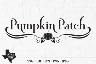 Download Free Pumpkin Patch Fall Harvest Design Graphic By Texassoutherncuts SVG Cut Files