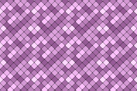 Download Free Seamless Purple Square Pattern Graphic By Davidzydd Creative for Cricut Explore, Silhouette and other cutting machines.