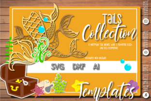 Download Free Tail Collection Graphic By Marcel De Cisneros Creative Fabrica SVG Cut Files