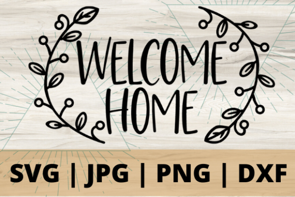 Print on Demand: Welcome Home Graphic Crafts By Talia Smith