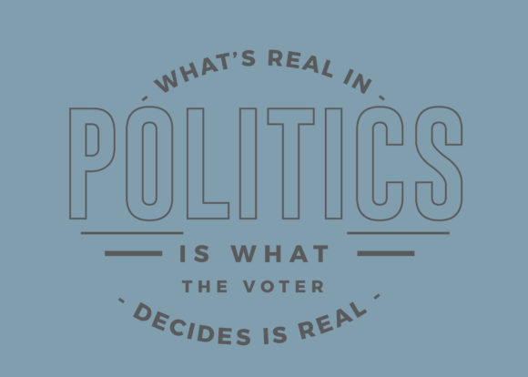 Print on Demand: What the Voter Decide is Real Graphic Illustrations By baraeiji