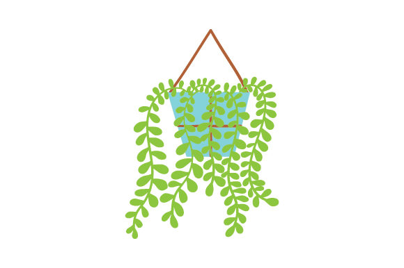 Download Free Potted Plant Svg Cut File By Creative Fabrica Crafts Creative for Cricut Explore, Silhouette and other cutting machines.