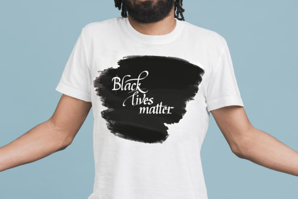 Download Free Black Lives Matter Graphic By Scilla Corbelli Creative Fabrica for Cricut Explore, Silhouette and other cutting machines.