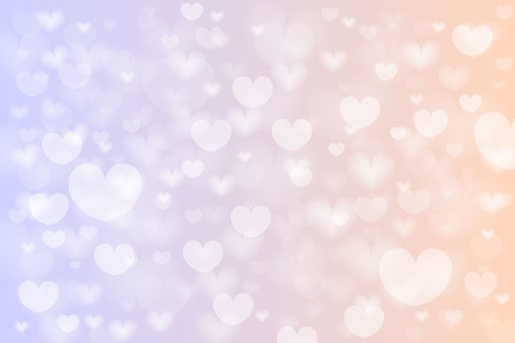 Download Free Bokeh Heart Pastel Graphic By Maree Gd Creative Fabrica for Cricut Explore, Silhouette and other cutting machines.