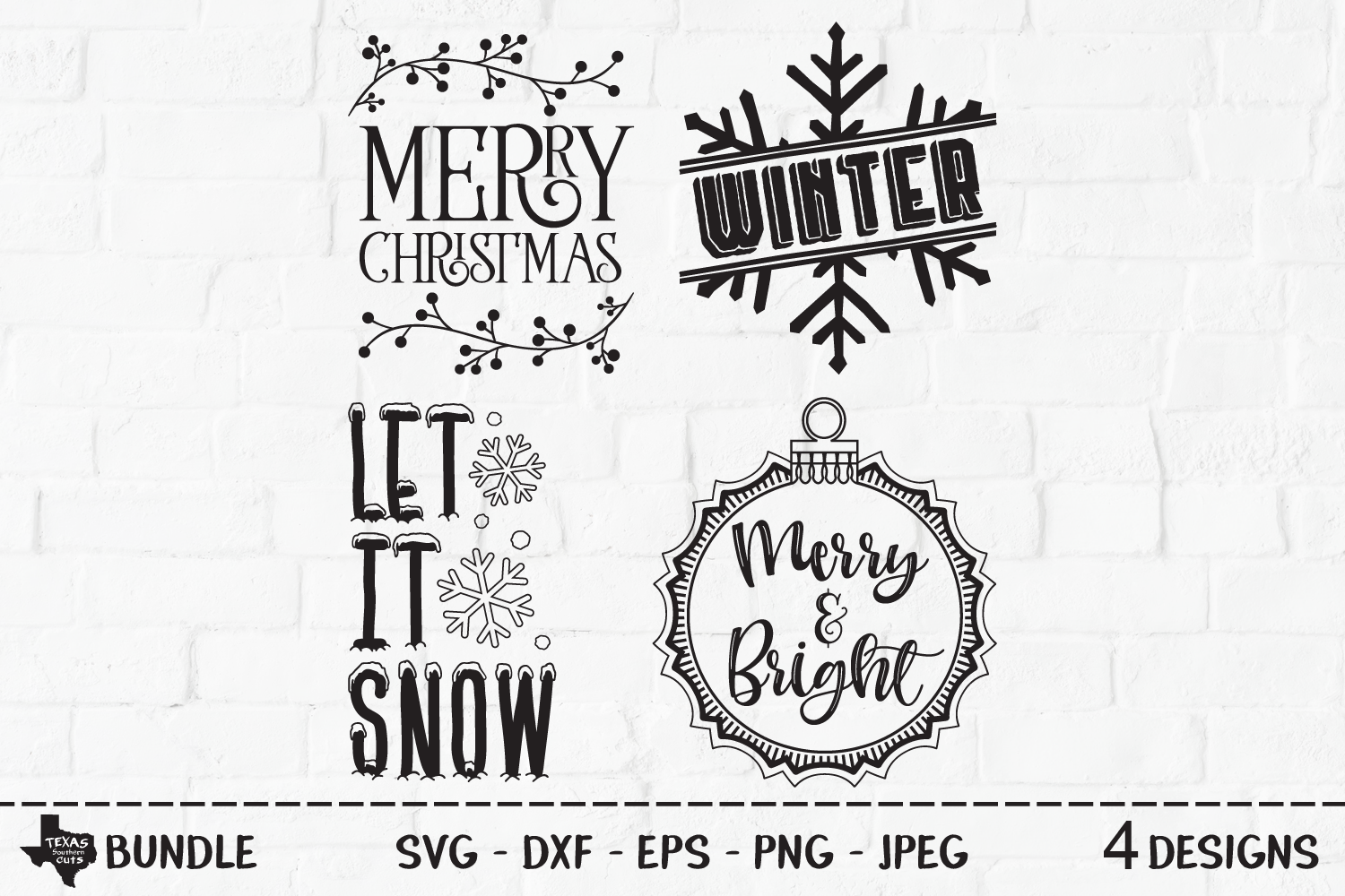 Christmas Bundle Christmas Designs Graphic By