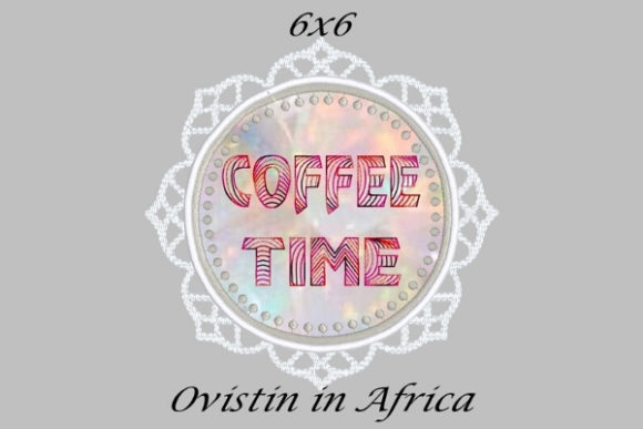 Download Free Coffee Time Fsl Applique Mug Rug Creative Fabrica for Cricut Explore, Silhouette and other cutting machines.