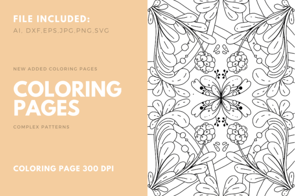 Print on Demand: Coloring Book for Pencil Work on KDP Graphic Coloring Pages & Books Adults By stanosh