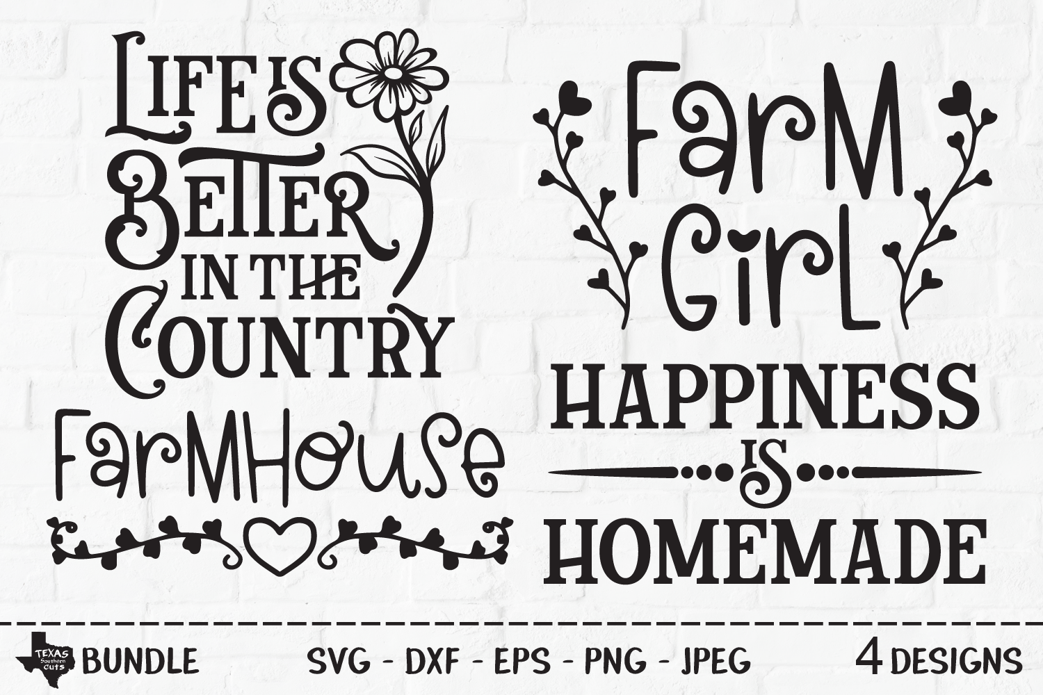 Download Free Country Bundle Country Designs Graphic By Texassoutherncuts for Cricut Explore, Silhouette and other cutting machines.
