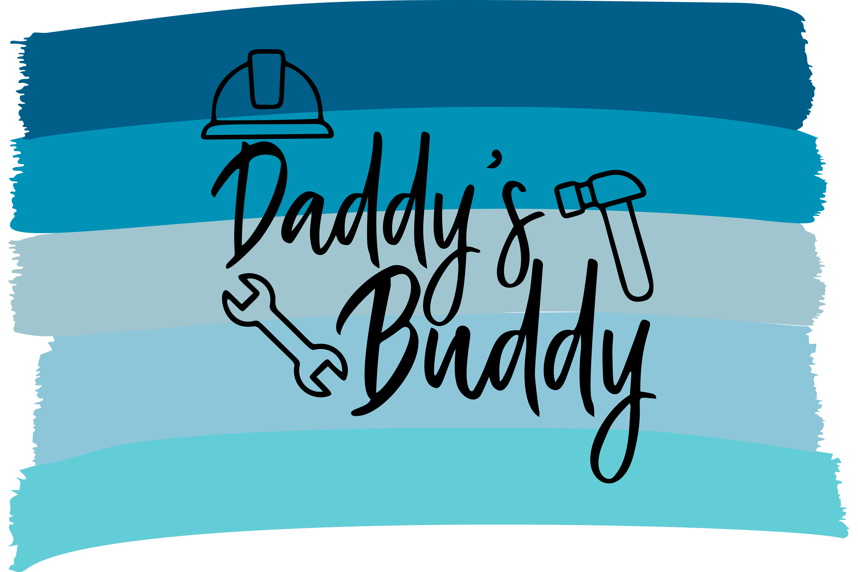 Download Free Daddy S Buddy Father S Day T Shirt Graphic By Am Digital Designs for Cricut Explore, Silhouette and other cutting machines.