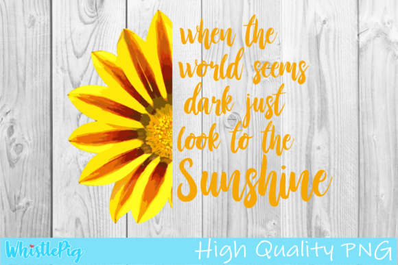 Download Free Sunflower Love Sublimation Graphic By Whistlepig Designs for Cricut Explore, Silhouette and other cutting machines.