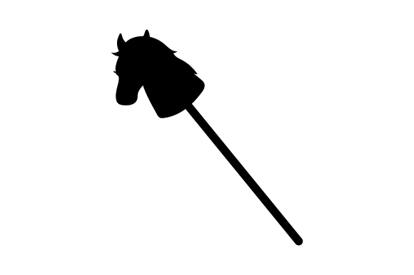 Download Free Hobby Horse Svg Cut File By Creative Fabrica Crafts Creative for Cricut Explore, Silhouette and other cutting machines.
