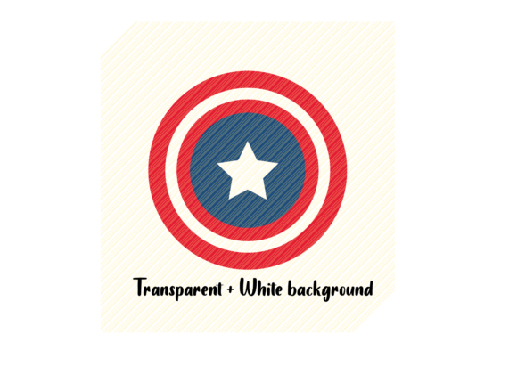 Download Free 4th Of July Usa Badge America Shield Graphic By Svgplacedesign SVG Cut Files