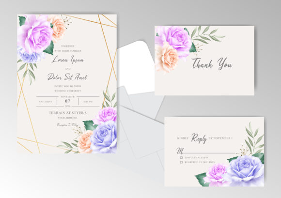 Download Free Elegant Watercolor Floral Frame Graphic By Federiqoend for Cricut Explore, Silhouette and other cutting machines.