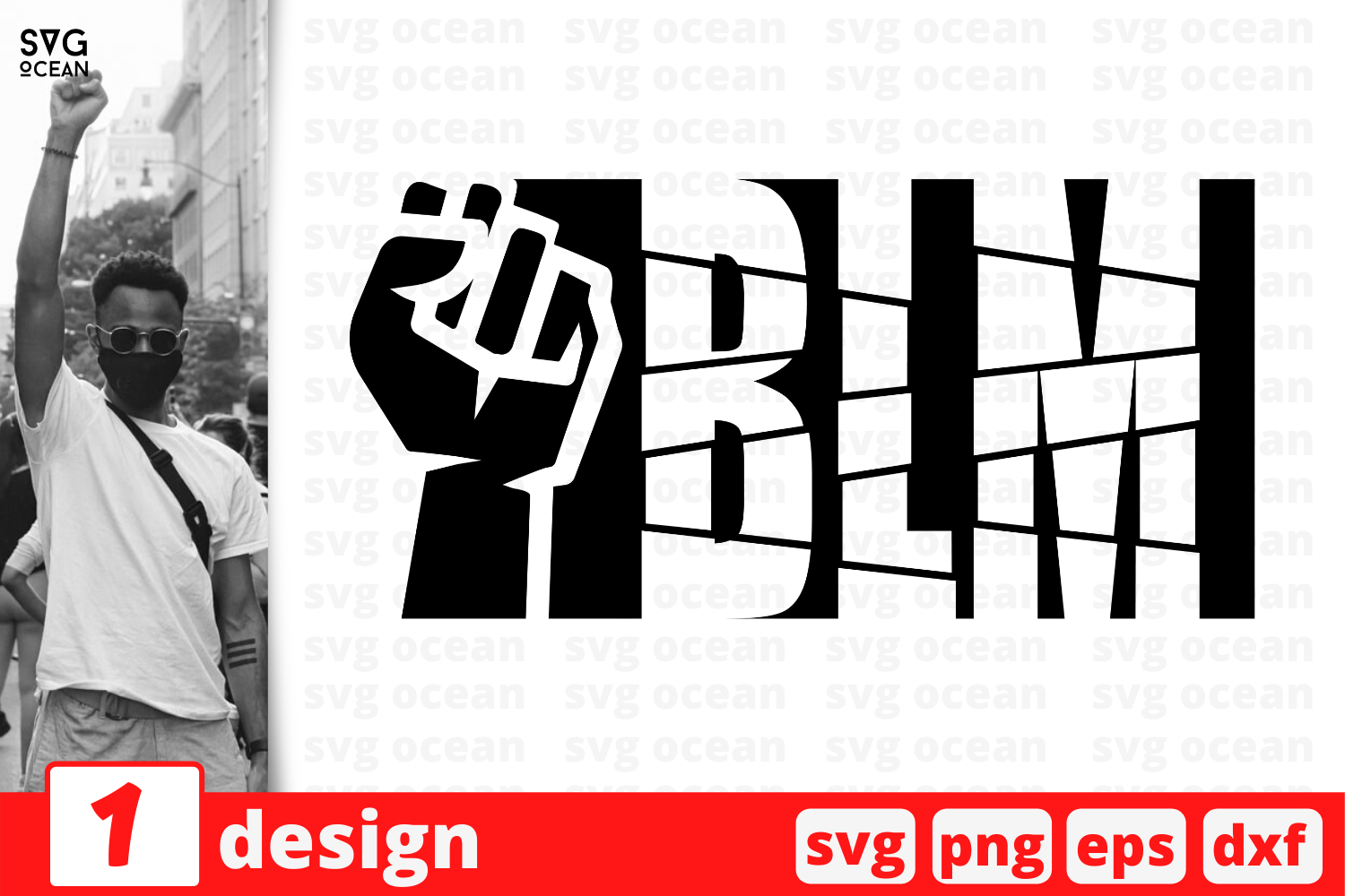Download Free Black Lives Matter Quotes Graphic By Svgocean Creative Fabrica for Cricut Explore, Silhouette and other cutting machines.