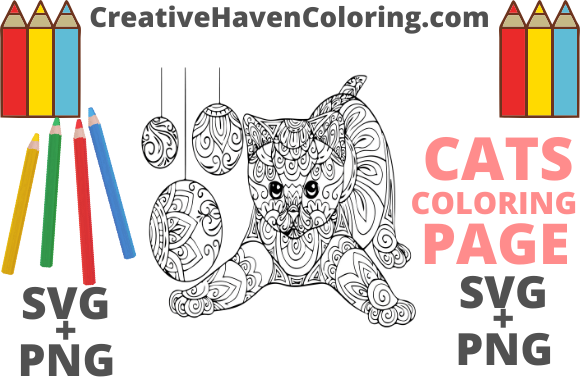 Download Free Summer Coloring Page 1 Graphic By Creativehavencoloring for Cricut Explore, Silhouette and other cutting machines.