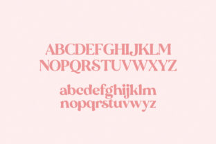 Print on Demand: Delicious Display Font By Salt and Pepper Fonts 6