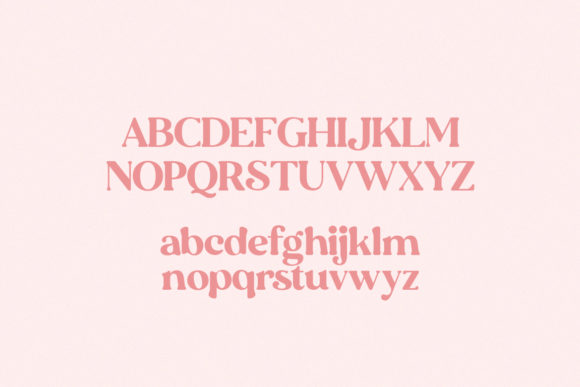 Print on Demand: Delicious Display Font By Salt & Pepper Designs - Image 6