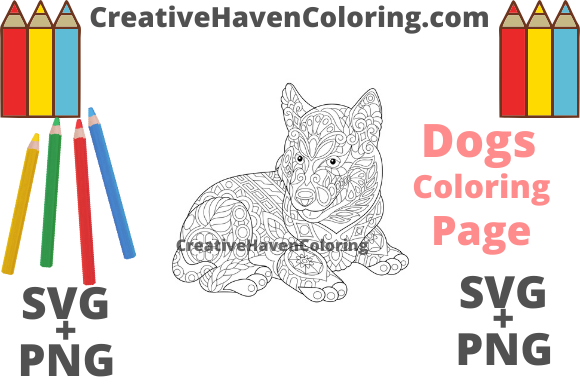 Download Free Cat Coloring Page 15 Svg Png Files Graphic By SVG Cut Files