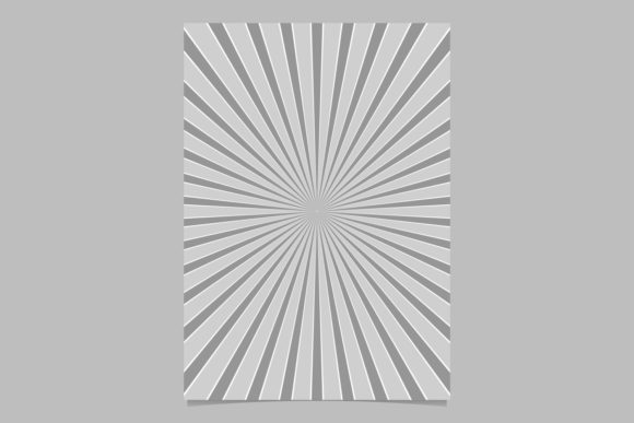 Grey Burst Brochure Background Graphic Print Templates By davidzydd