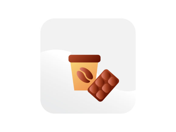 Download Free Hot Chocolate Drink Icon Graphic By Samagata Creative Fabrica for Cricut Explore, Silhouette and other cutting machines.