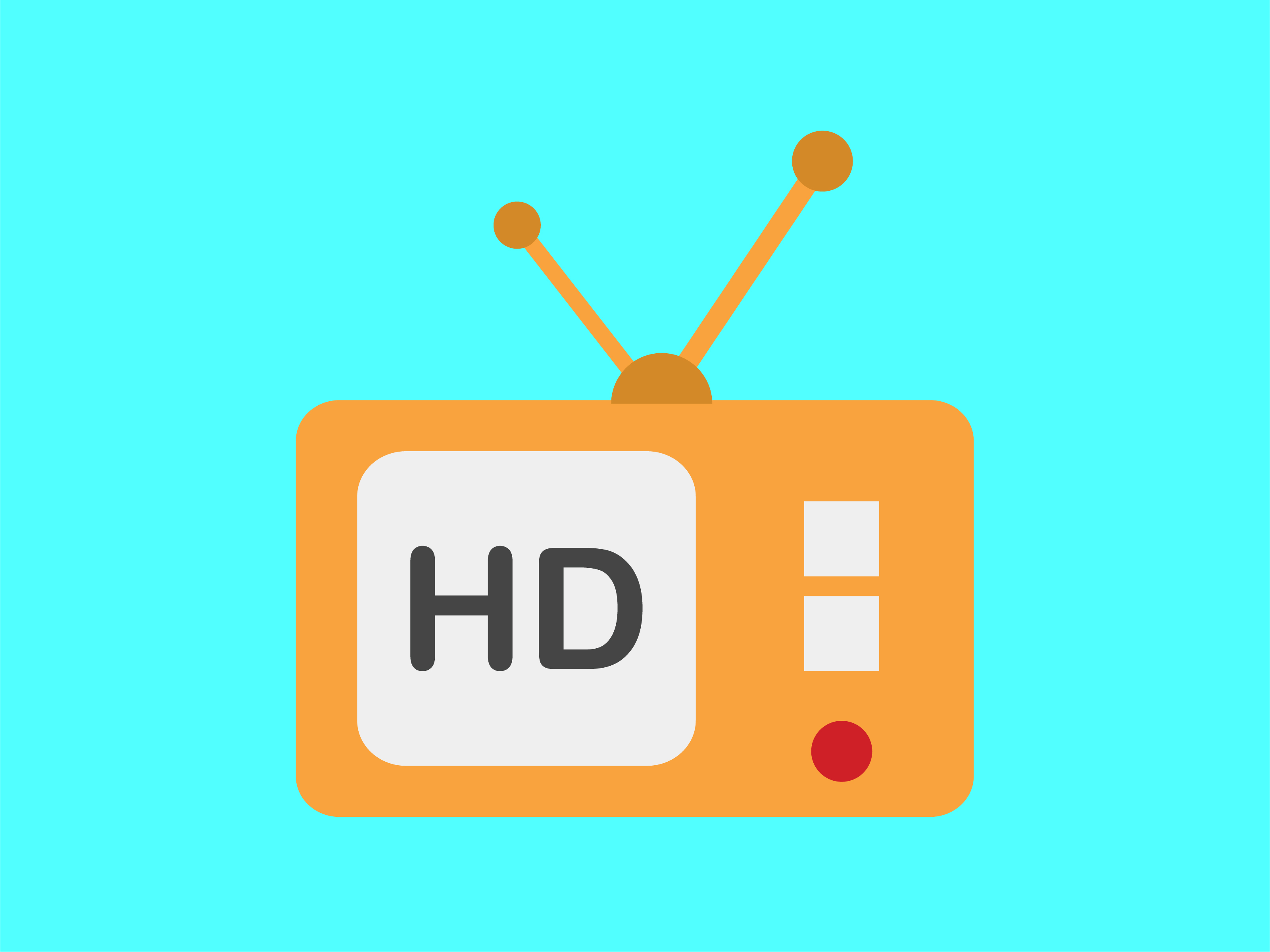 Download Free Icon Old Television Graphic By Meandmydate Creative Fabrica for Cricut Explore, Silhouette and other cutting machines.