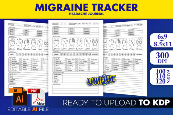 Print on Demand: KDP Headache
