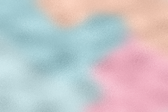 Print on Demand: Metallic Pastel Ombre Gradient Texture Graphic Backgrounds By AM Digital Designs