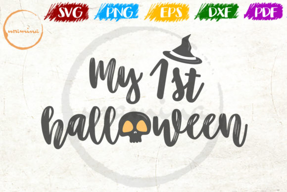 Download Free I M Not Superstitious But I M A Little Graphic By Uramina for Cricut Explore, Silhouette and other cutting machines.