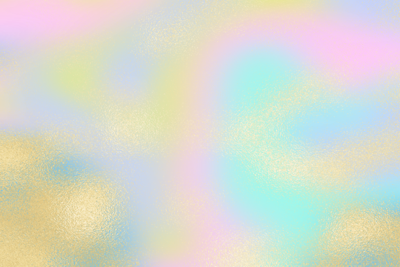 Print on Demand: Pastel Gold Metallic Swirl Background Graphic Backgrounds By AM Digital Designs