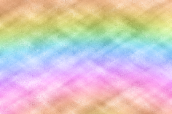 Print on Demand: Rainbow Gradient Textured Background Graphic Backgrounds By AM Digital Designs