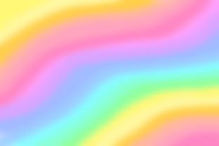 Print on Demand: Rainbow Swirl Neon Pastel Background Graphic Backgrounds By AM Digital Designs
