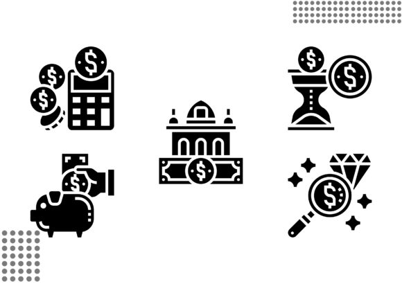 Download Free Saving And Investment Fill Graphic By Cool Coolpkm3 Creative for Cricut Explore, Silhouette and other cutting machines.