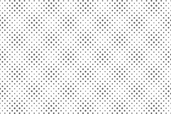 Download Free Seamless Ring Pattern Background Design Graphic By Davidzydd for Cricut Explore, Silhouette and other cutting machines.